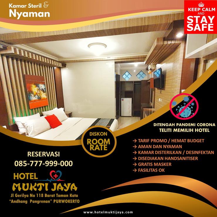 Hotel Mukti Jaya Banyumas - Promo01