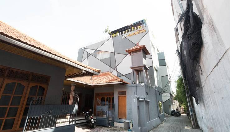 A Residence Bali - Exterior