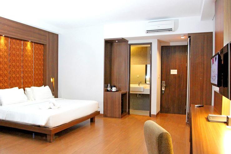 Anugrah Hotel Sukabumi - KAMAR EXECUTIVE
