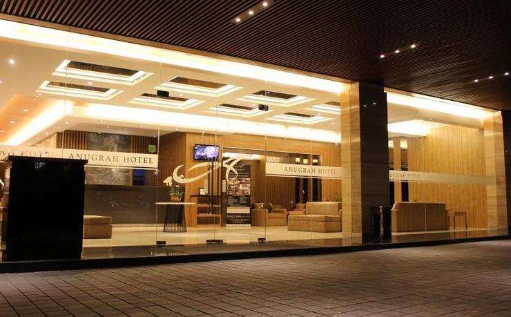 Anugrah Hotel Sukabumi - LOBBY