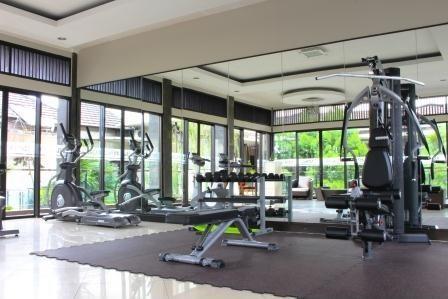 Anugrah Hotel Sukabumi - GYM