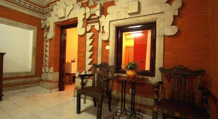Jesens inn I Bali - Eksterior