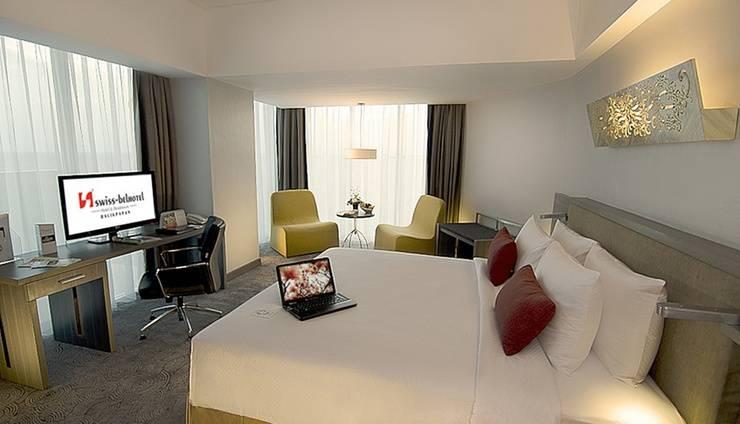 Swiss-Belhotel Balikpapan - Kamar Tamu