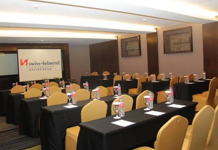 Swiss-Belhotel Balikpapan - Meeting room