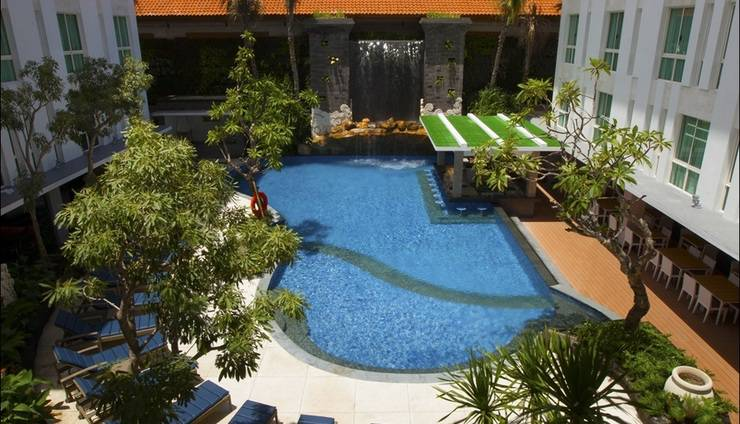 Bintang Kuta Hotel Bali - Kolam Renang