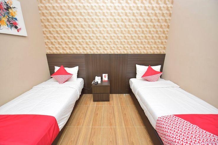 OYO 1228 Hotel Novanda Tanjung Pinang - Bedroom