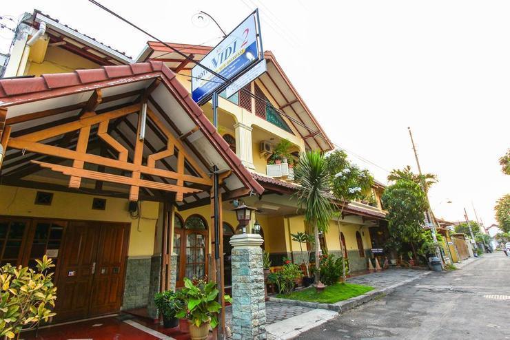 Hotel Vidi 2 Yogyakarta - Facade