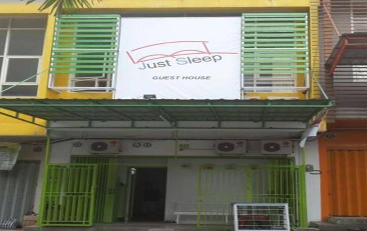 Just Sleep Guest House Samarinda - Bangunan