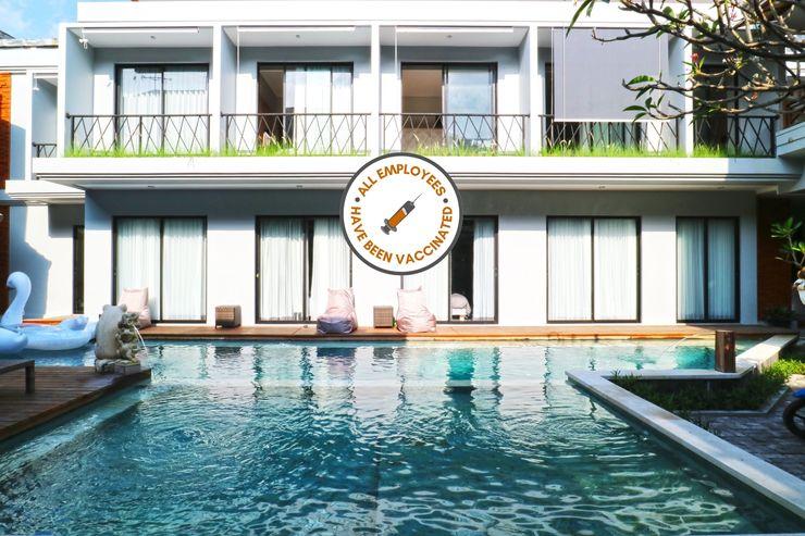 Gemini Star Hotel Bali - Exterior