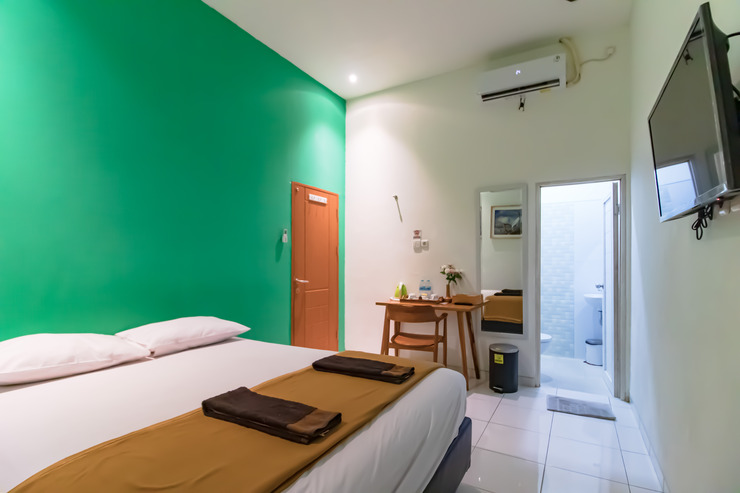 The Cabin Tugu Hostel Yogyakarta - KAMAR TIDUR