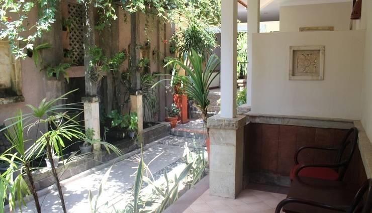 Hotel Sanur Indah Bali - Garden