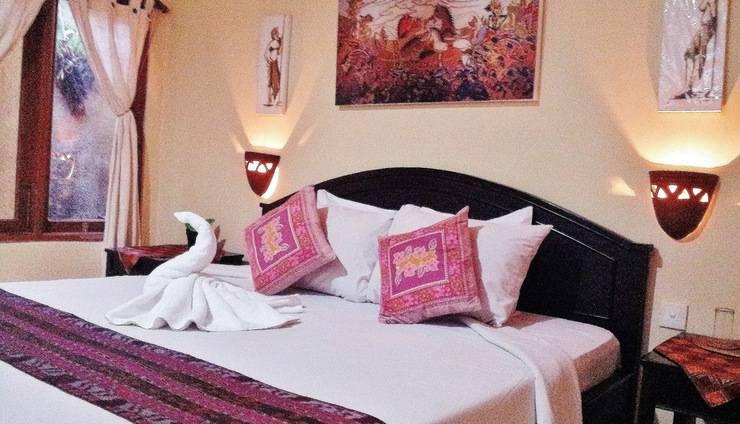 Hotel Sanur Indah Bali - Kamar double deluxe room