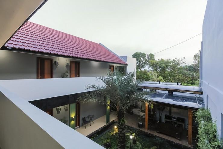 Rempoa Indah Suites Palangka Raya - Exterior