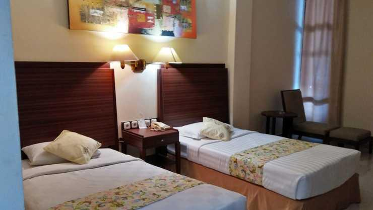 Hotel Mariat Sorong - room