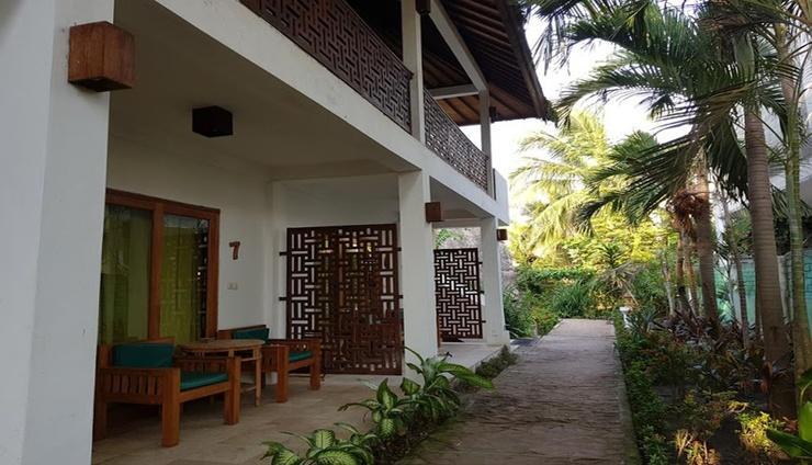 Villa Damai Lombok - exterior
