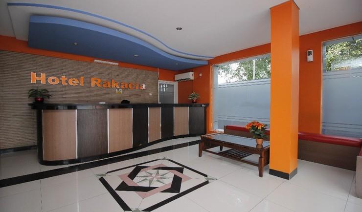 Rakacia Hotel Jakarta - Interior