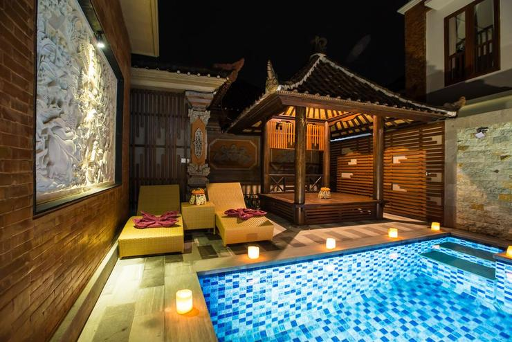 Seken Cottages Ubud Bali - Facilities