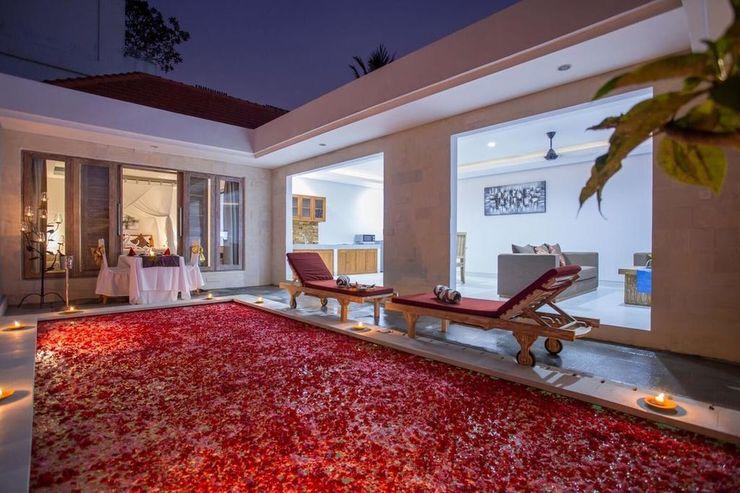 The Awandari Villas Seminyak Bali - Pool