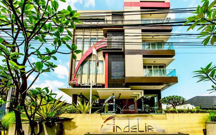 Hotel Andelir Bandung Bandung - Facade