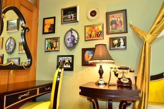 Balai Melayu Museum Hotel Yogyakarta - Mahligai Seri Maharaja - Junior Suite Room
