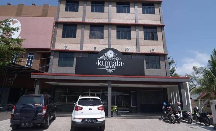Kumala Hotel Aceh - Tampilan Luar Hotel