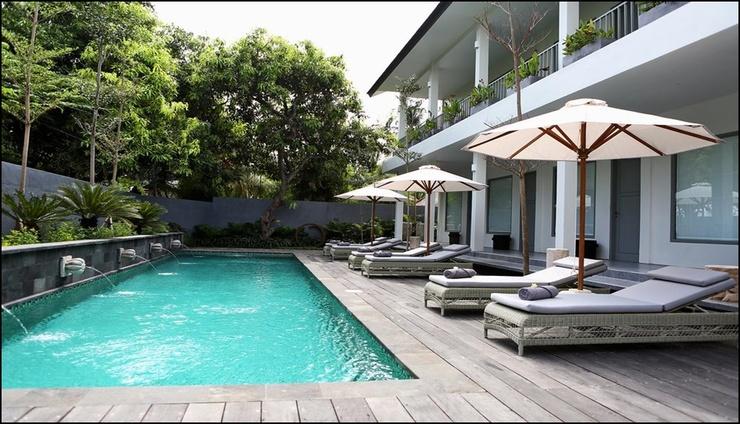 Lovina Life Room & Cafe Bali - exterior