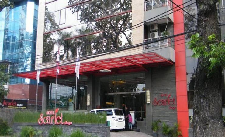 Scarlet Hotel Dago Bandung - Appearance