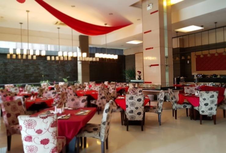 Scarlet Hotel Dago Bandung - Restaurant