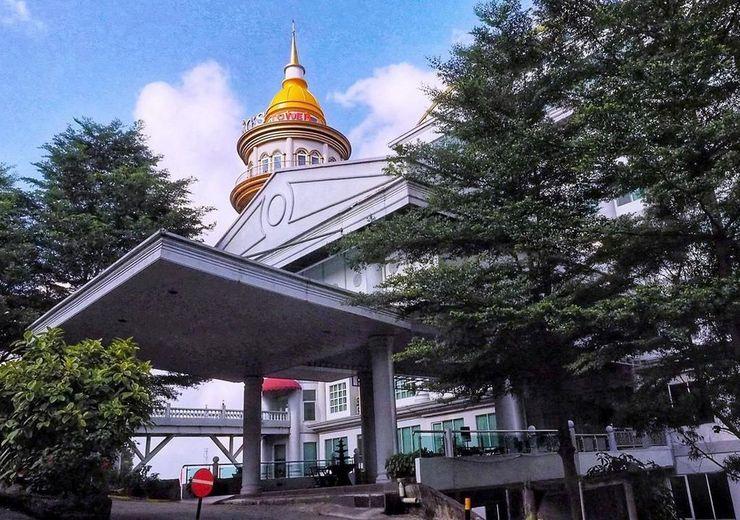King's Hotel Nagoya Batam Batam - Facade