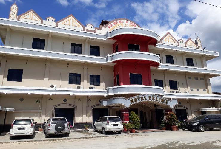 Hotel Delima Jayapura - Appearance