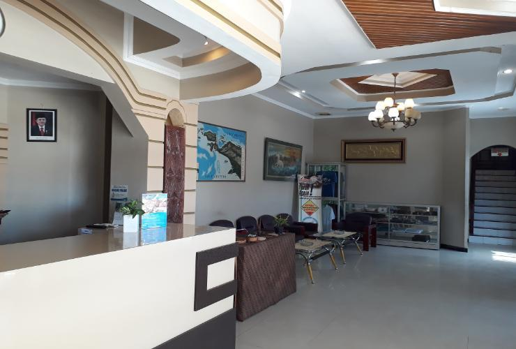 Hotel Delima Jayapura - Reception