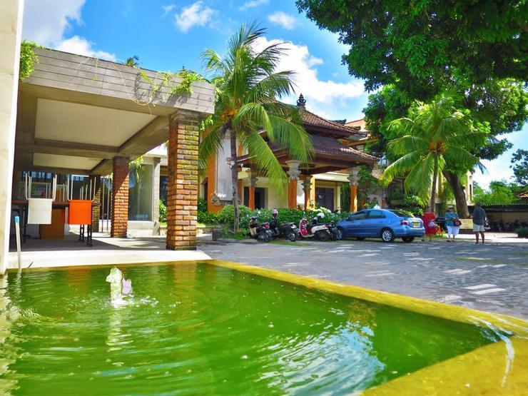 Akarsa Transit Bali - Exterior