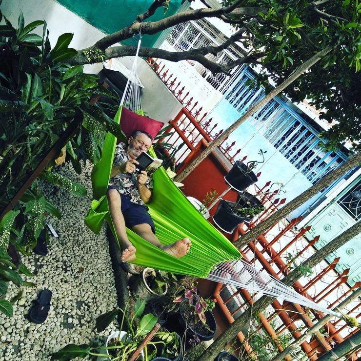 Brigittes House Padang - Taman