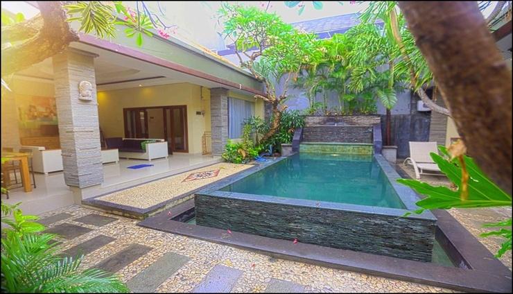 Krishna Villas Bali - pool