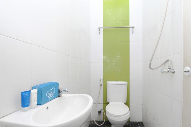 Airy Eco Tampan HR Soebrantas KM 12.5 Pekanbaru Pekanbaru - Bathroom