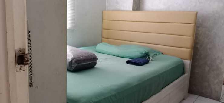 Unit Sewa Kalcit Jakarta - Bedroom