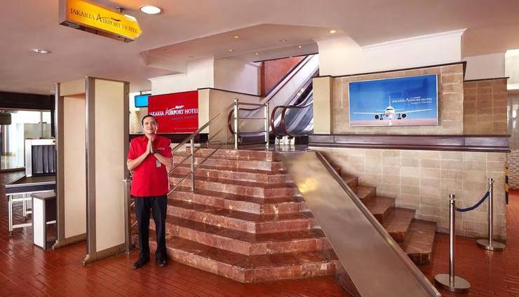 Jakarta Airport Hotel Tangerang - Interior