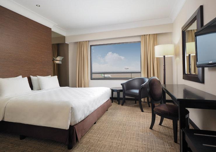 Jakarta Airport Hotel Tangerang - Kamar Dobel
