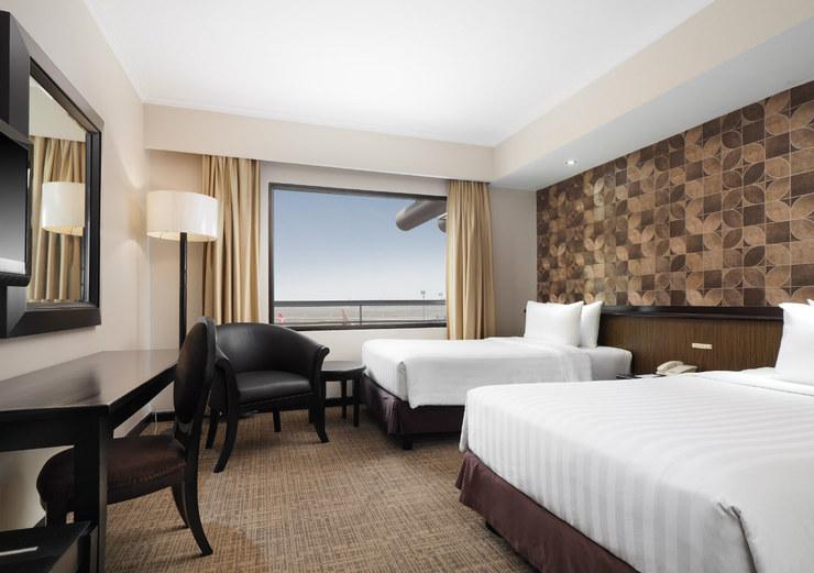 Jakarta Airport Hotel Tangerang - Kamar twin