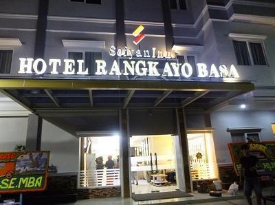 Rangkayo Basa - Halal Hotel Padang - Eksterior