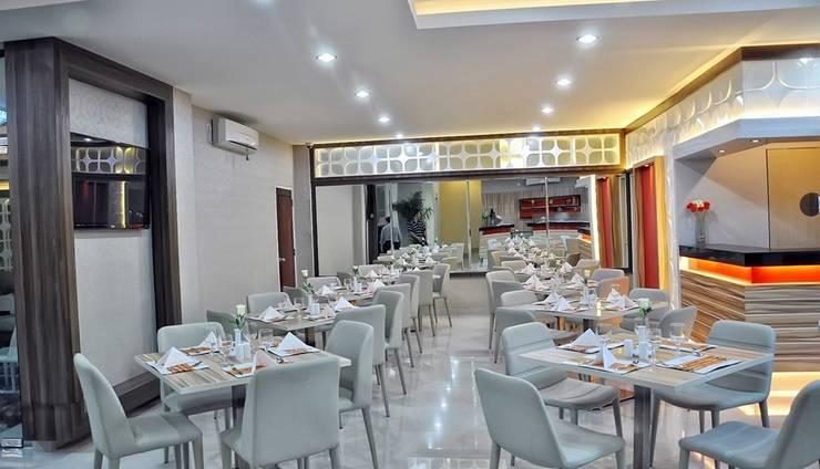 Rangkayo Basa - Halal Hotel Padang - Restoran