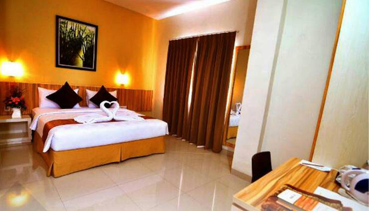 Rangkayo Basa - Halal Hotel Padang - Kamar tamu