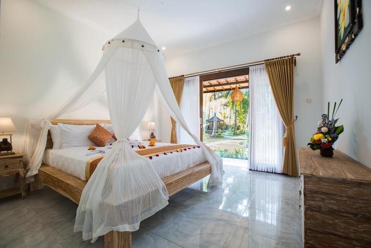 Ubud Batan Nyuh Bed Breakfast & Spa Bali -