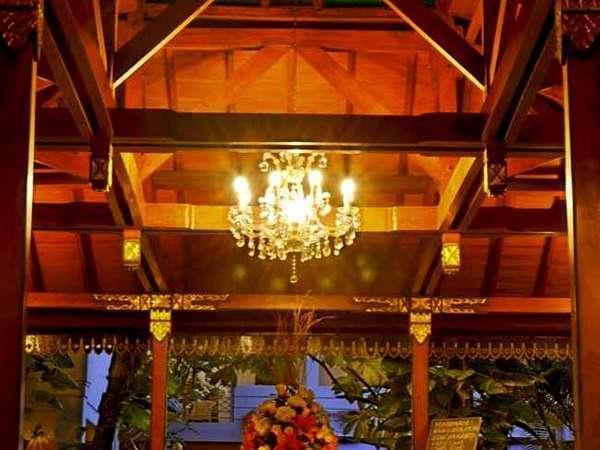 Hotel Indah Palace Yogyakarta - Interior