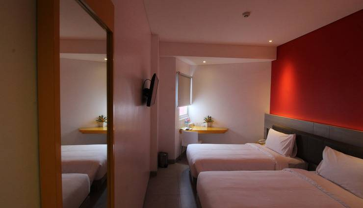 Amaris Hotel Pluit - Kamar Twin