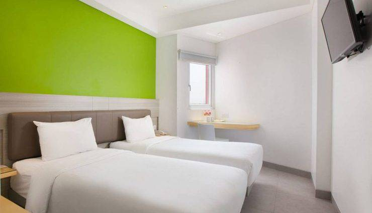 Amaris Hotel Pluit - Kamar Twin Bed