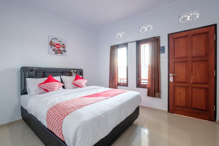 OYO 672 Bali Radiance Canggu Bali - Bed Room