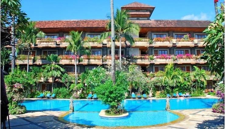 Sari Segara Resort & Spa Jimbaran - exterior