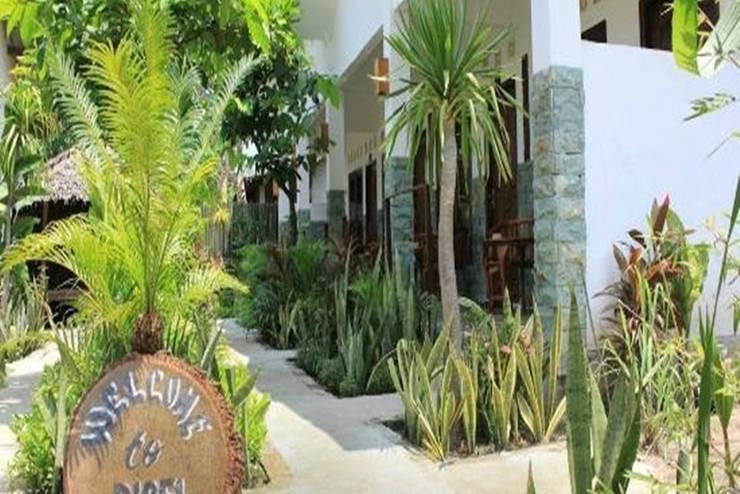 Ricel Homestay Lombok - Eksterior