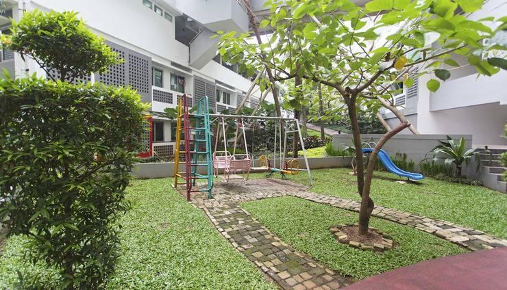 RedDoorz Apartment @Margonda Residence Jakarta - Taman
